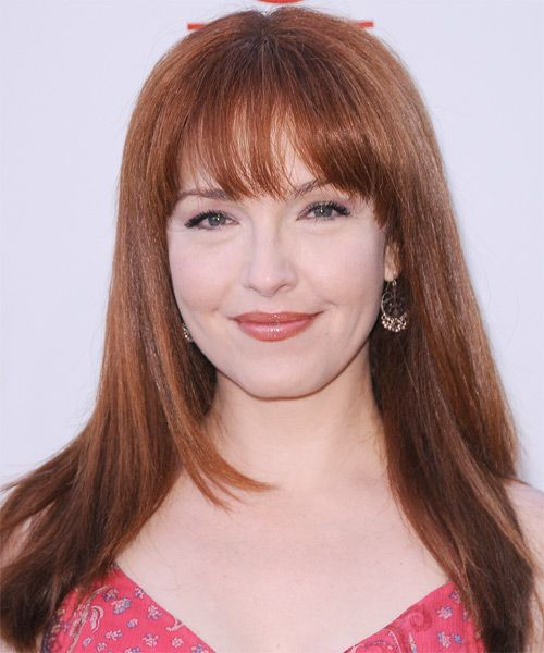 Amy Yasbeck Hairstyle  last