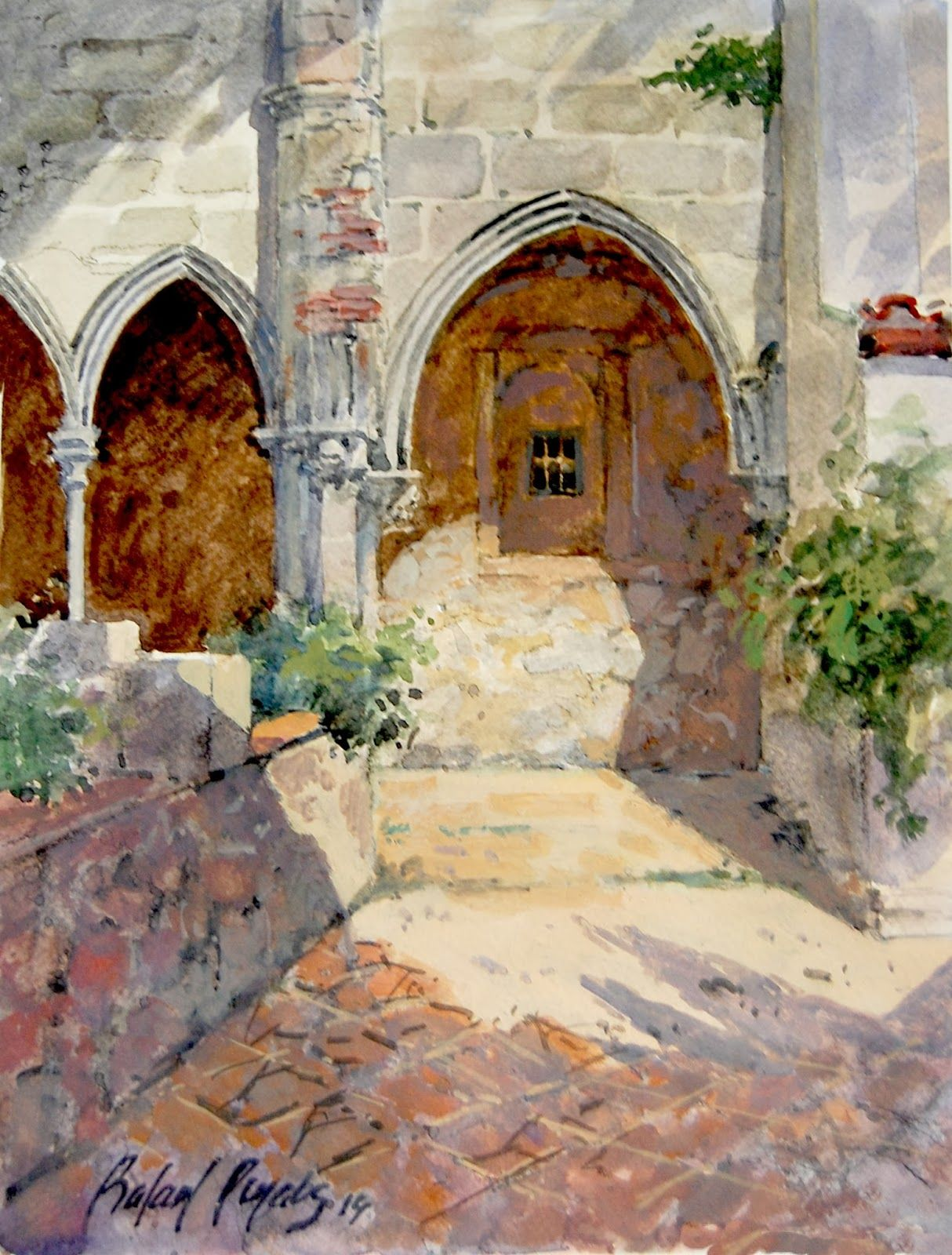 Rafael Pujals art