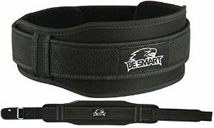 Weight Lifting Belt Gym Training Back Support Neoprene Lumber Pain Fitness FREE DELIVERY UK: Amazon.co.uk: Shoes & Bags