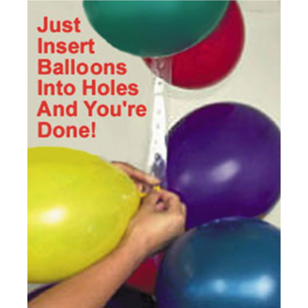 Balloon Arch Decorating Strip 50ft Party City Party City Balloon Arch Balloon Arch Party City Balloons