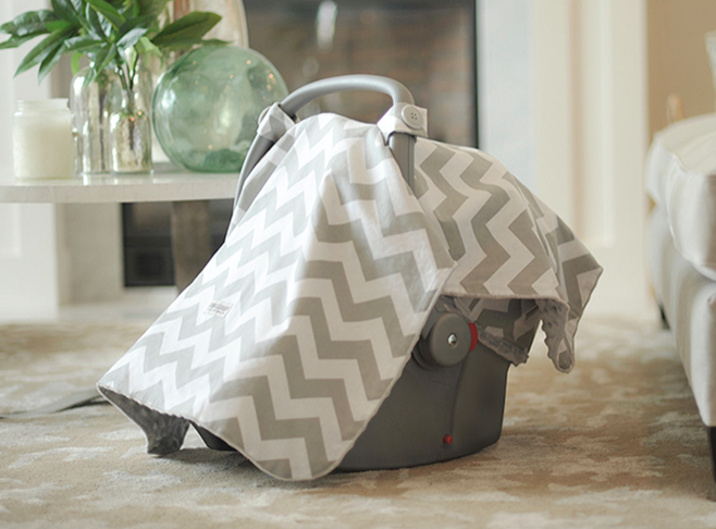 49ers Carseat Canopy Code For Total Price Of 10