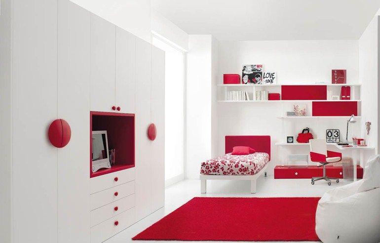 Teenage bedroom TIRAMOLLA 122 Tiramolla Collection by TUMIDEI | design Marelli e Molteni