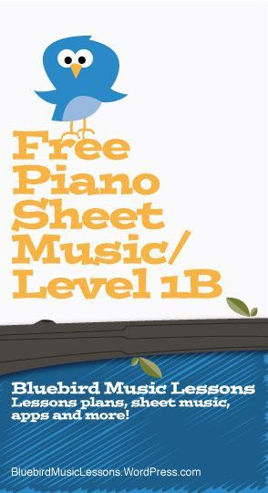 Free Piano Sheet Music