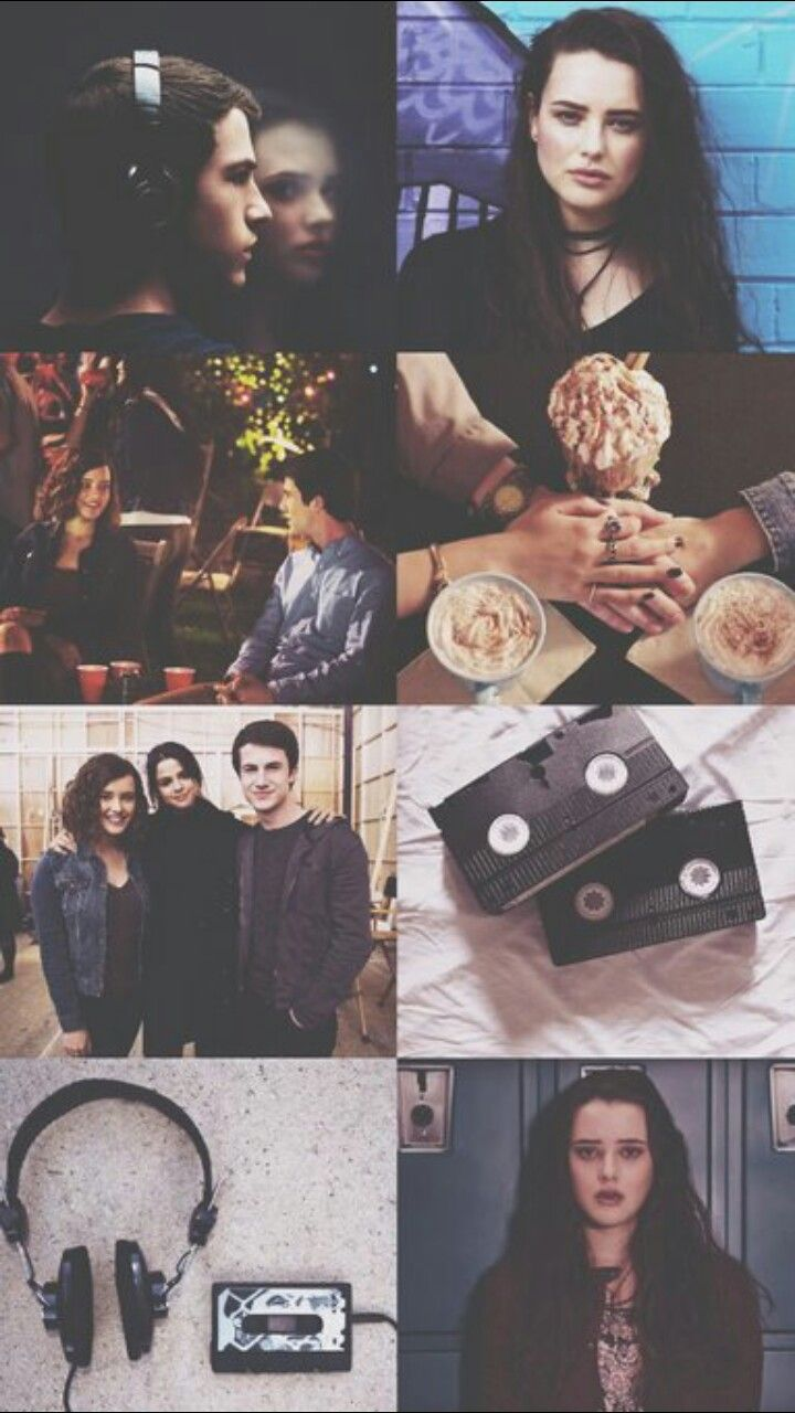 13 reasons why series pinterest s rie bo te noire for Chambre 13 serie