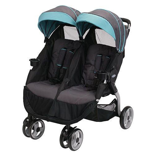 Graco Fastaction Fold Duo Click Connect Double Stroller