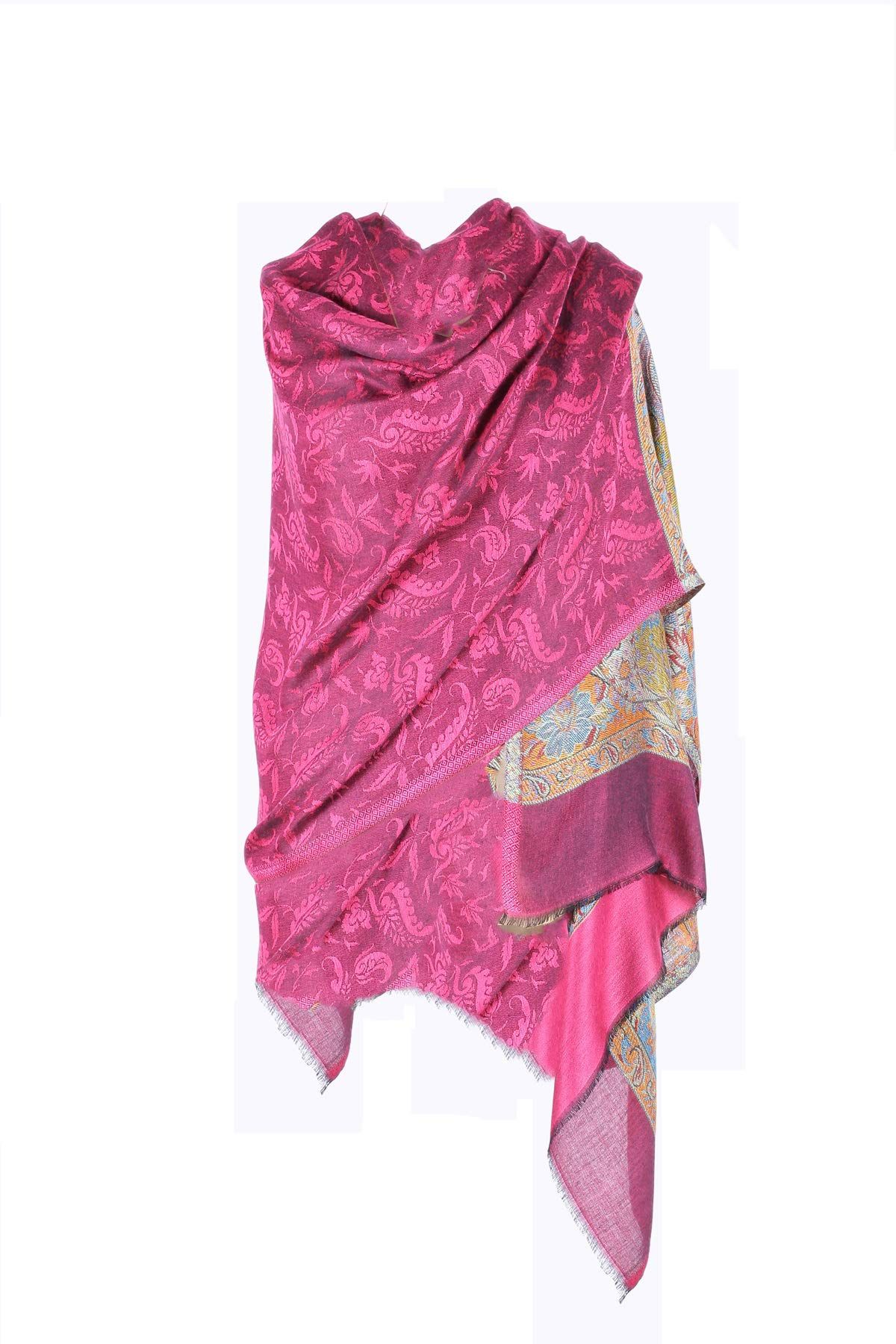 Pashmina Shawls And Wraps Pure Modal Indian Paisley Cashmere Shawl For Women Buy Scarves And Wraps Buy Scarf Cashmere Shawl Shawls And Wraps