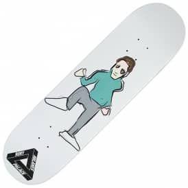 Palace Skateboards Rory Knight Pro White Skateboard Deck 8 2