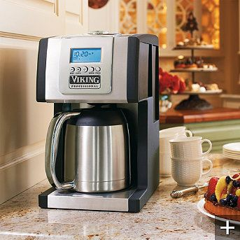 Viking Coffee Maker Does Tea Too Without Coffee Taste - Viking coffee maker