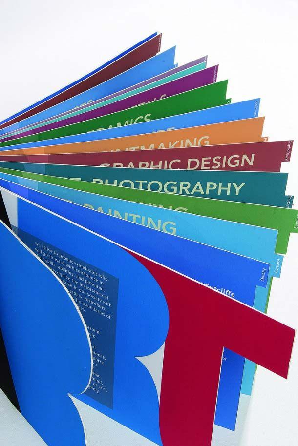 14 Ultra-Modern Brochure Examples - 3 Brochure Designs - modern brochure design
