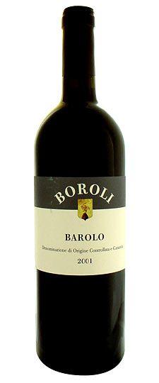 Boroli Borolo....so rich and delicious!