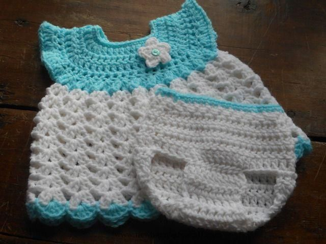 Crochet Baby Dress Free Crochet Baby Dress Patterns Crochet Baby