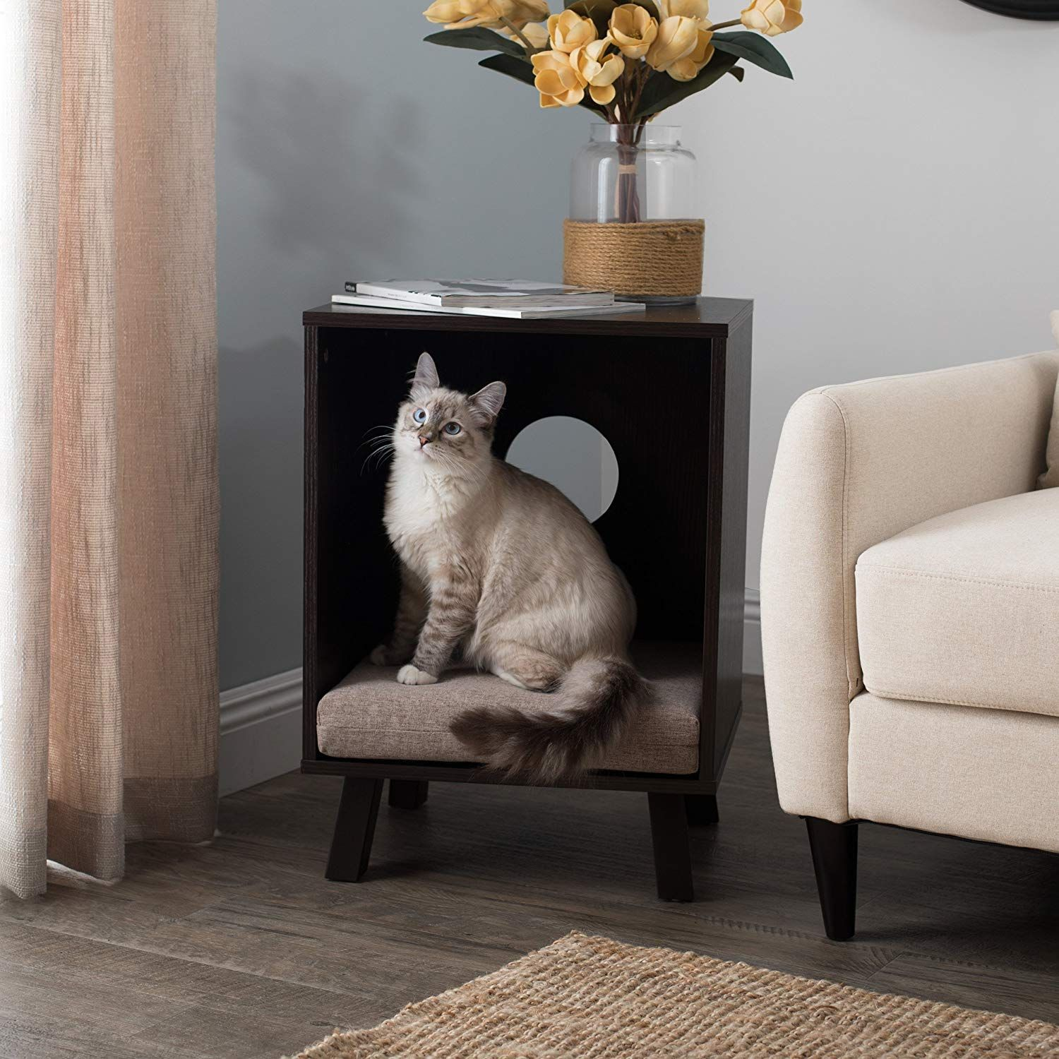 10 Pet Furniture Ideas That Will Fit Seamlessly in Any