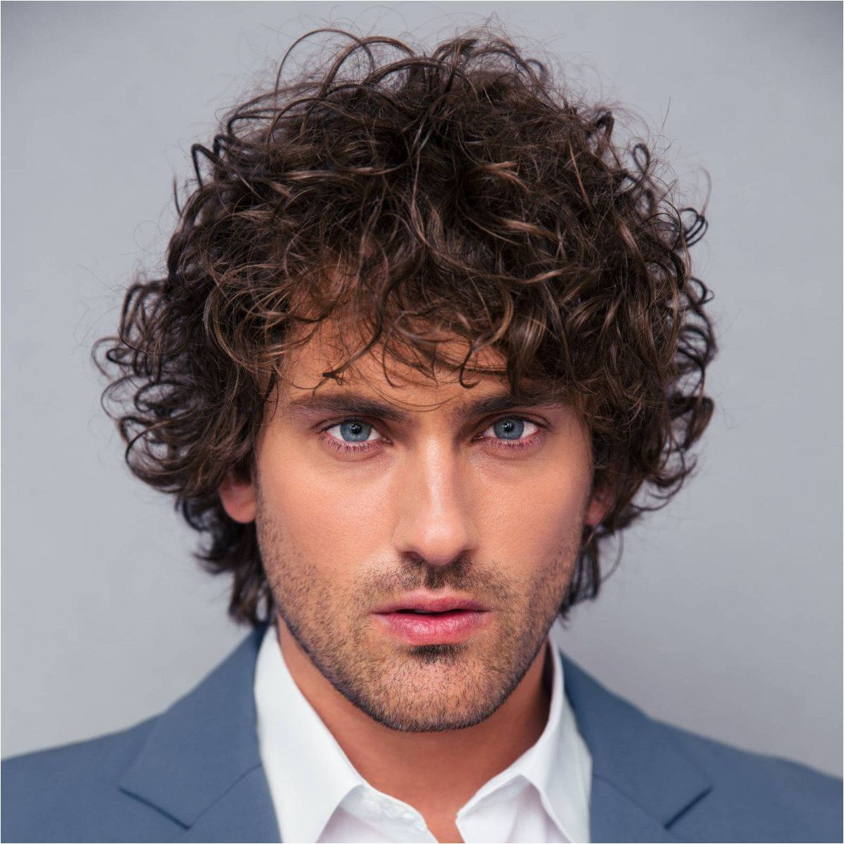 Mens Medium Length Hairstyles That Will Turn Heads Curly