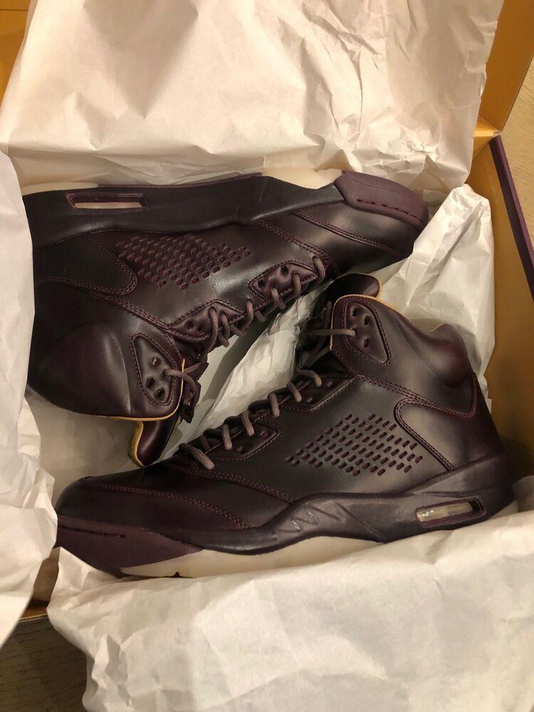 539480f9acaed7 ... Athletic Shoes by Christy Mota. Nike Air Jordan 5 Retro Premium  Bordeaux size 13 BNIB Authentic!!!  fashion