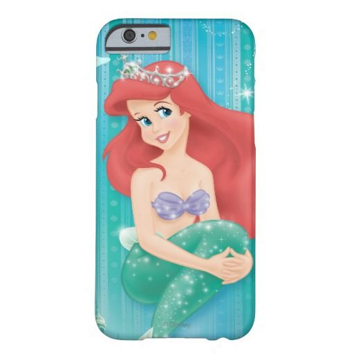 Ariel and Castle Barely There iPhone 6 Case