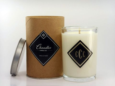 Chandler Candle Company - Fresh Cut Roses