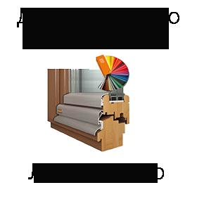 Деревянное окно VitHouse Eco - ваш лучший выбор