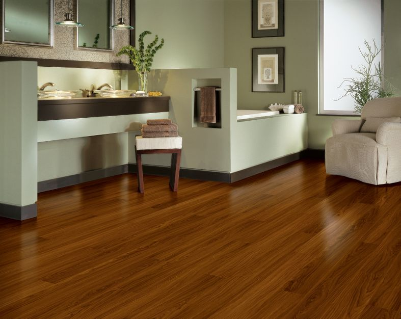 Armstrong Luxe A6838 Jatoba Natural Luxury Vinyl Wood Plank