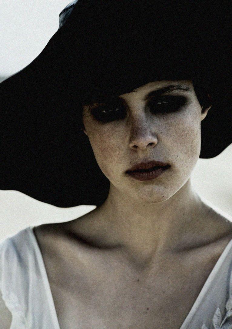 "Edie Campbell in ""Stardust"" by Peter Lindbergh"