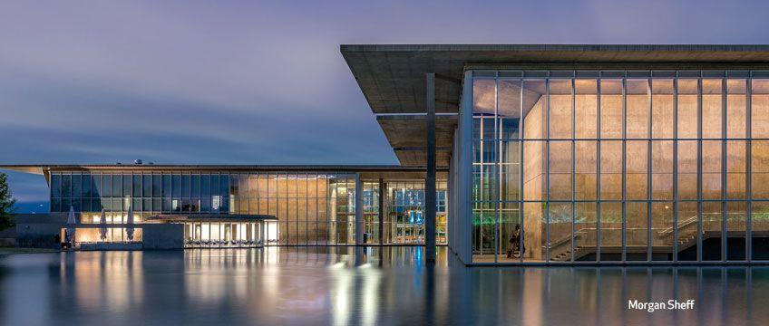 Two Landmark Modern Museums Make Fort Worth Texas A Top Design Destination Fort Worth Museum Museum Of Modern Art Art Museum