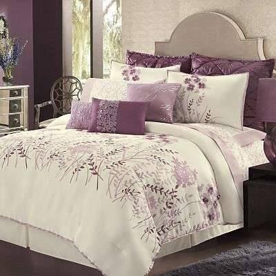 Very Nice Purple Bedding Bed Comforter Sets Comforter Sets