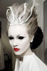 Resultat d'imatges de maquillaje monstruoso