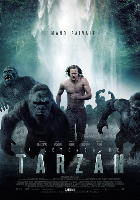 Onlipelishd La Leyenda De Tarzan Tarzan Pelicula Tarzán Películas Completas