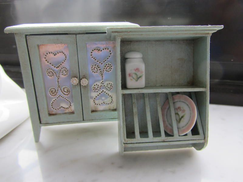 k chenm bel aus pappe k che in 1 12 pinterest k chenm bel pappe und miniatur. Black Bedroom Furniture Sets. Home Design Ideas