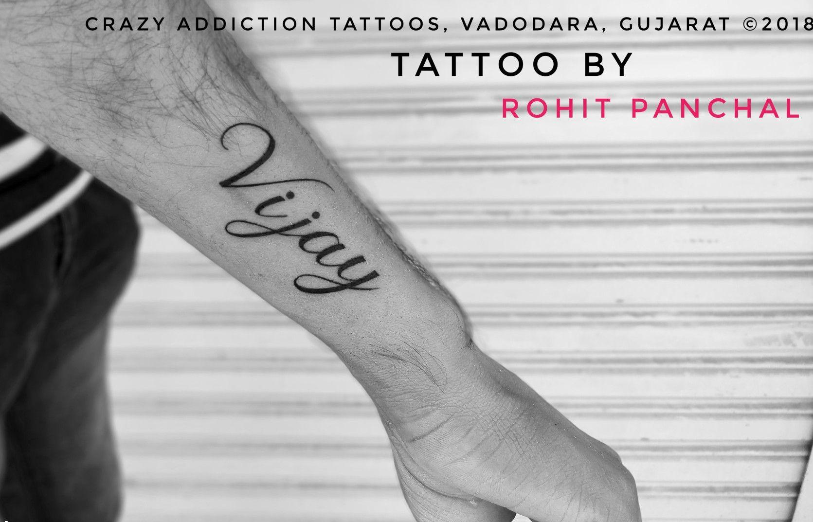 Pin On Name Tattoos