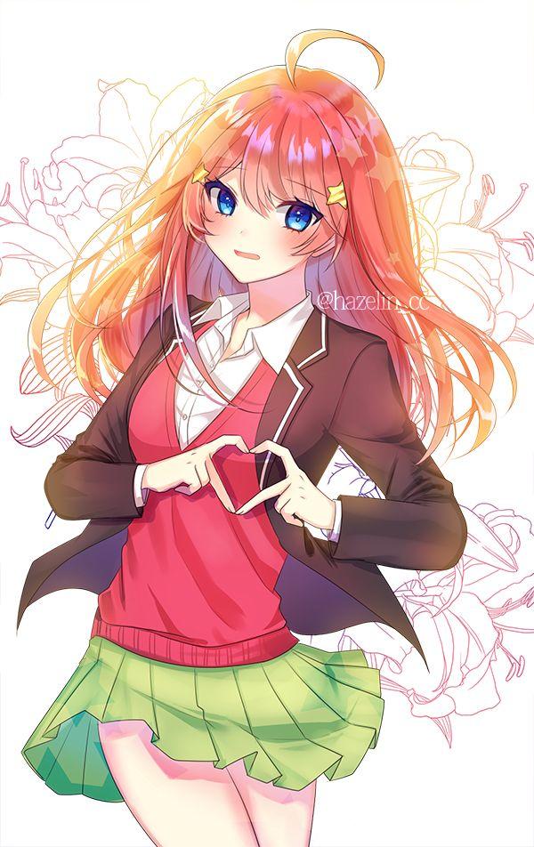 go toubun no hanayome おしゃれまとめの人気アイデア pinterest snubpagebr rs 花嫁 イラスト マンガアニメ 美しいアニメガール