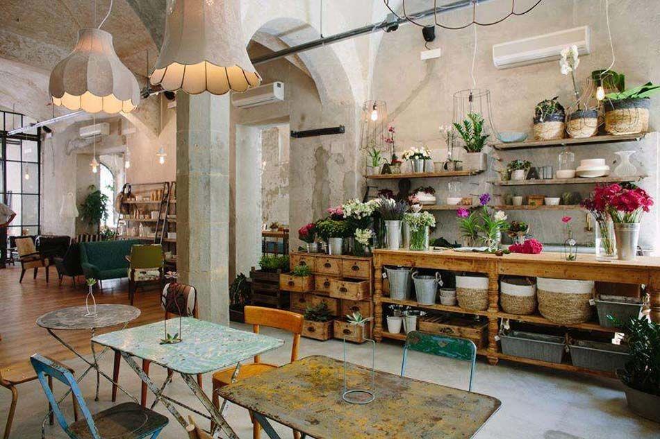 La Ménagère : un restaurant – magasin à la déco industrielle et ...