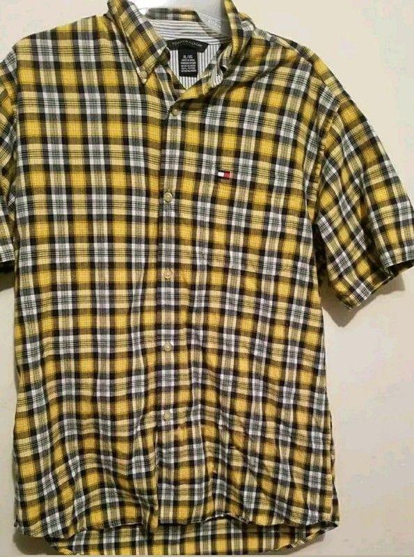 040fa78af Tommy Hilfiger Button Down Shirt | My Posh Closet | Tommy hilfiger ...