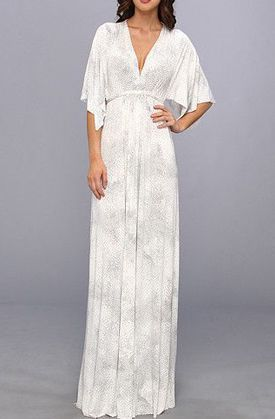 Rachel Pally Long Caftan Dress Print