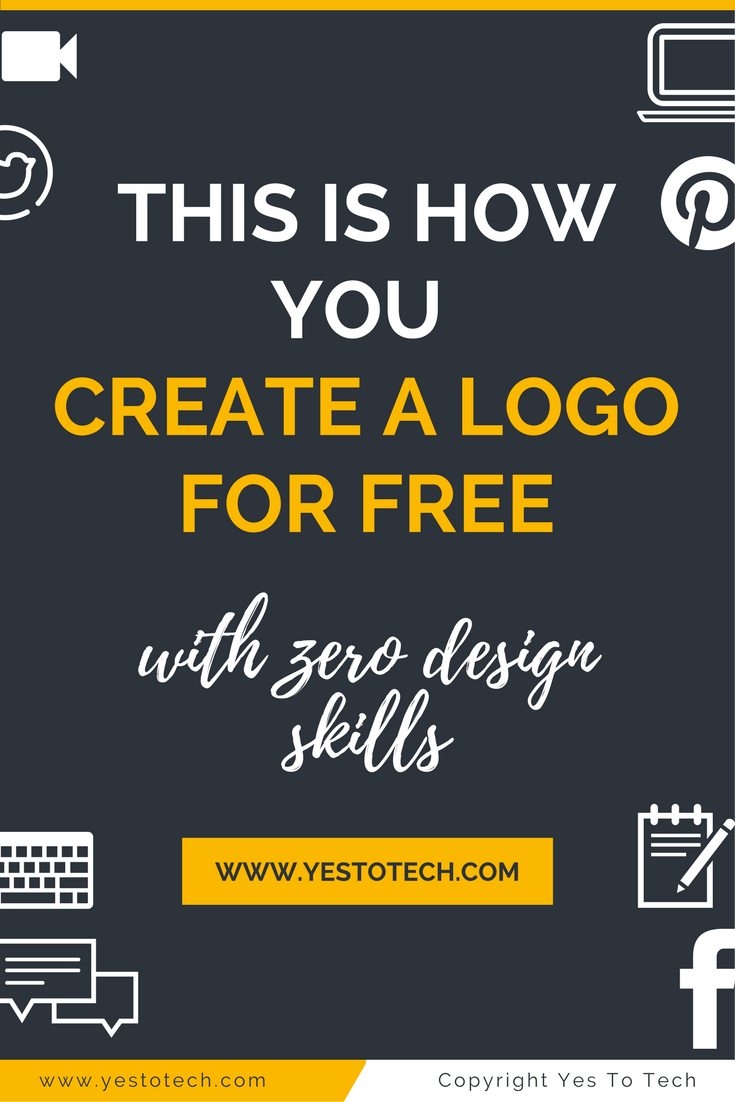 How To Make Your Own Logo For Free Free Logo Maker