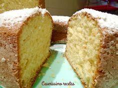 Torta 1 2 3 4 (un bizcochuelo tierno y esponjoso de crema) | Cocina