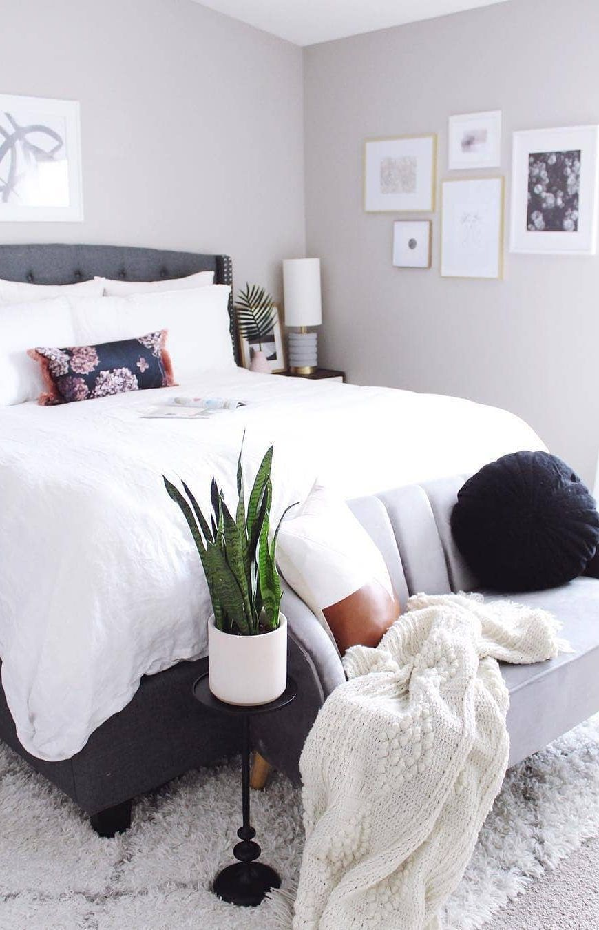 63 Cute And Modern Bedroom Interior Design Ideas 2018 Page 57