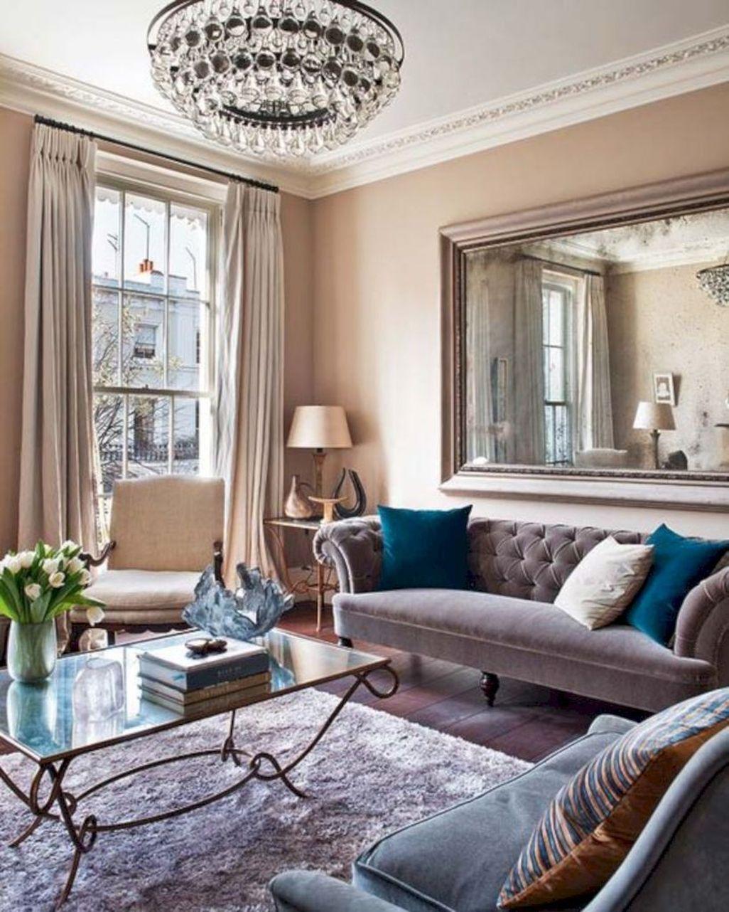 Cool 44 Afordable Livingroom Summer Decoration. More At