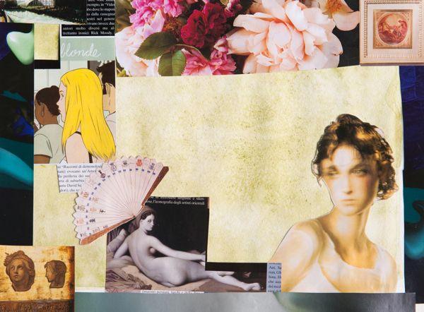 Collages #2 by Nina Lindfors, via Behance