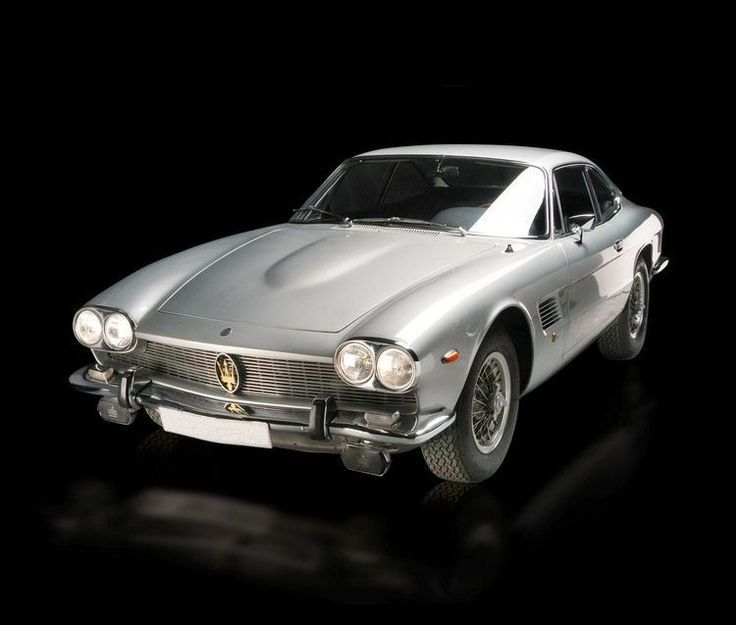 1962 Maserati 5000GT by Bertone