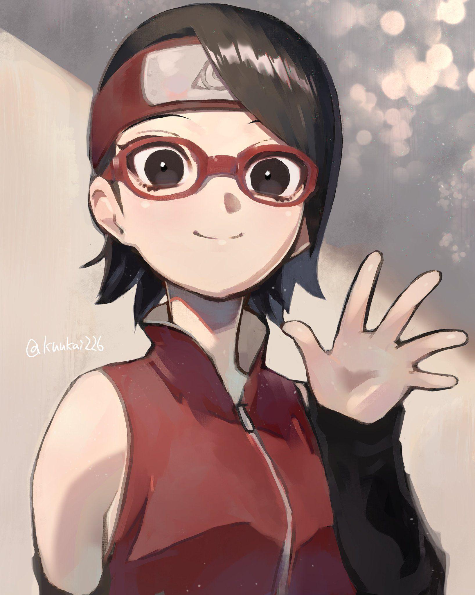 武者修業 on in 2020 Boruto, Sasuke sakura, Anime naruto