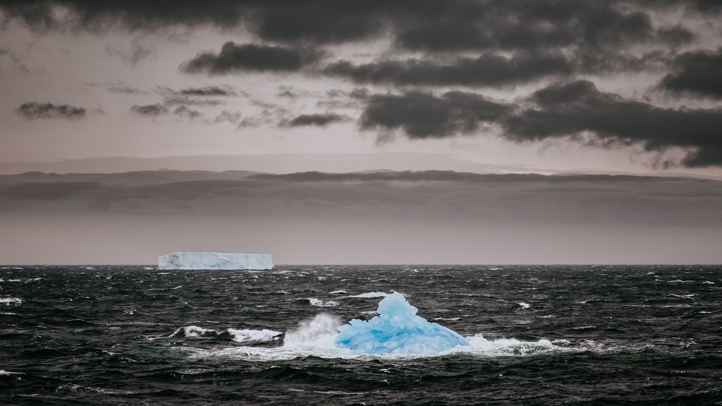 Trapped in the Ice · Maptia