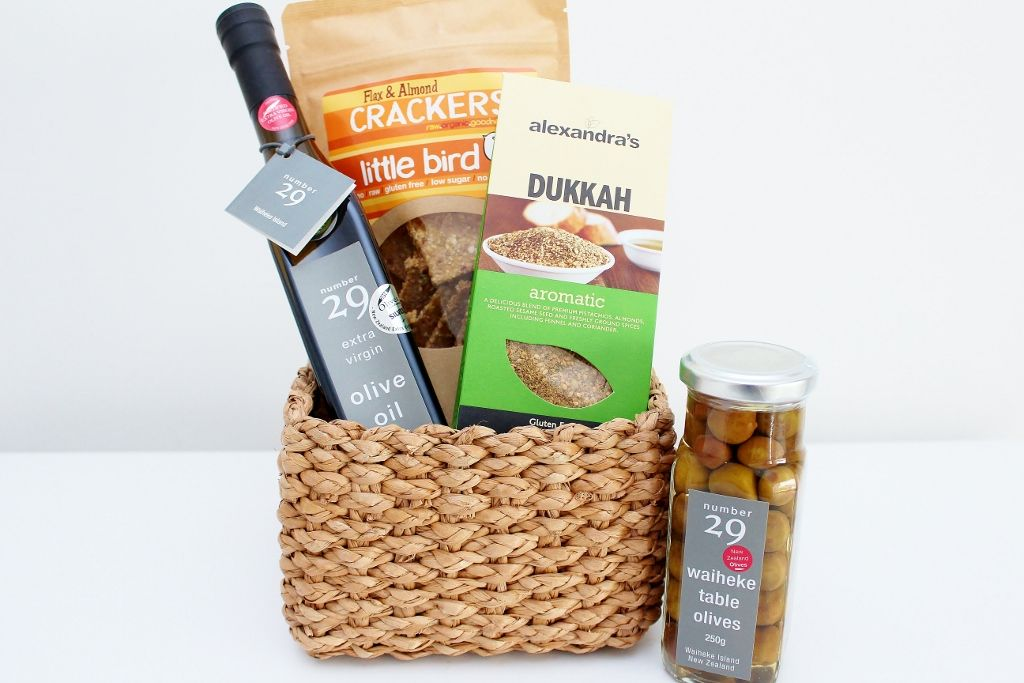 New zealand made premium gourmet foods waiheke olive oil and table new zealand made premium gourmet foods waiheke olive oil and table olives dukkah a gift hamper for him and her negle Gallery