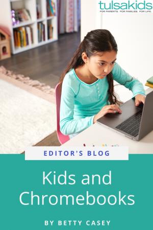 Chromebooks and Kids TulsaKids Magazine in 2020