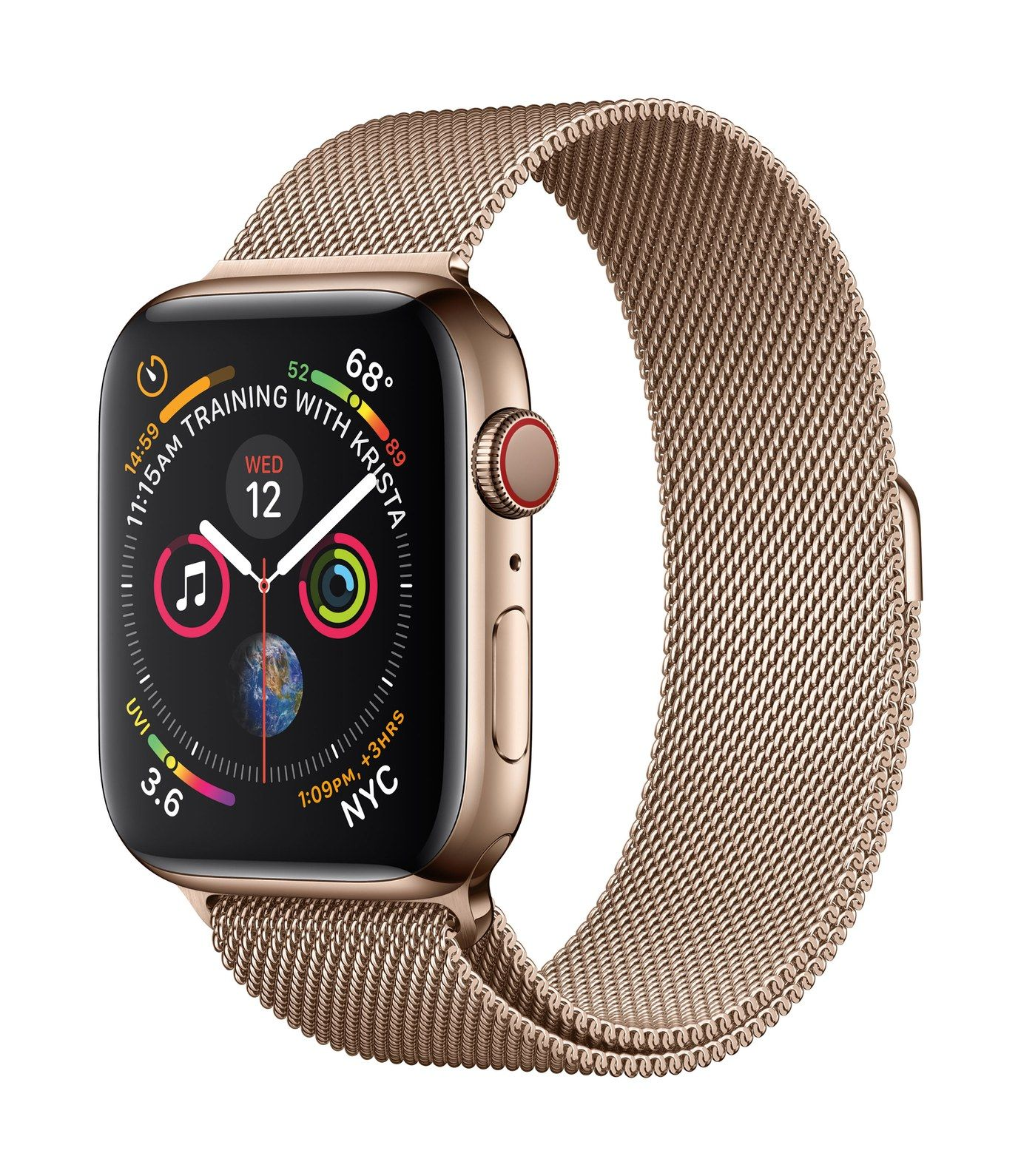 5 New Things The Apple Watch Series 4 Can Do Reloj Apple Apple Watch Correas Apple Watch