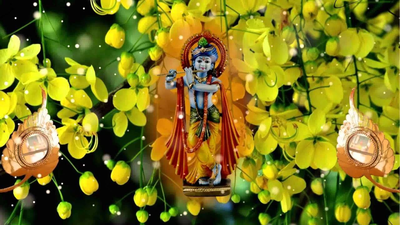 Happy Vishu Vishu 2016 Greetings Vishu Animation Vishu Wishes