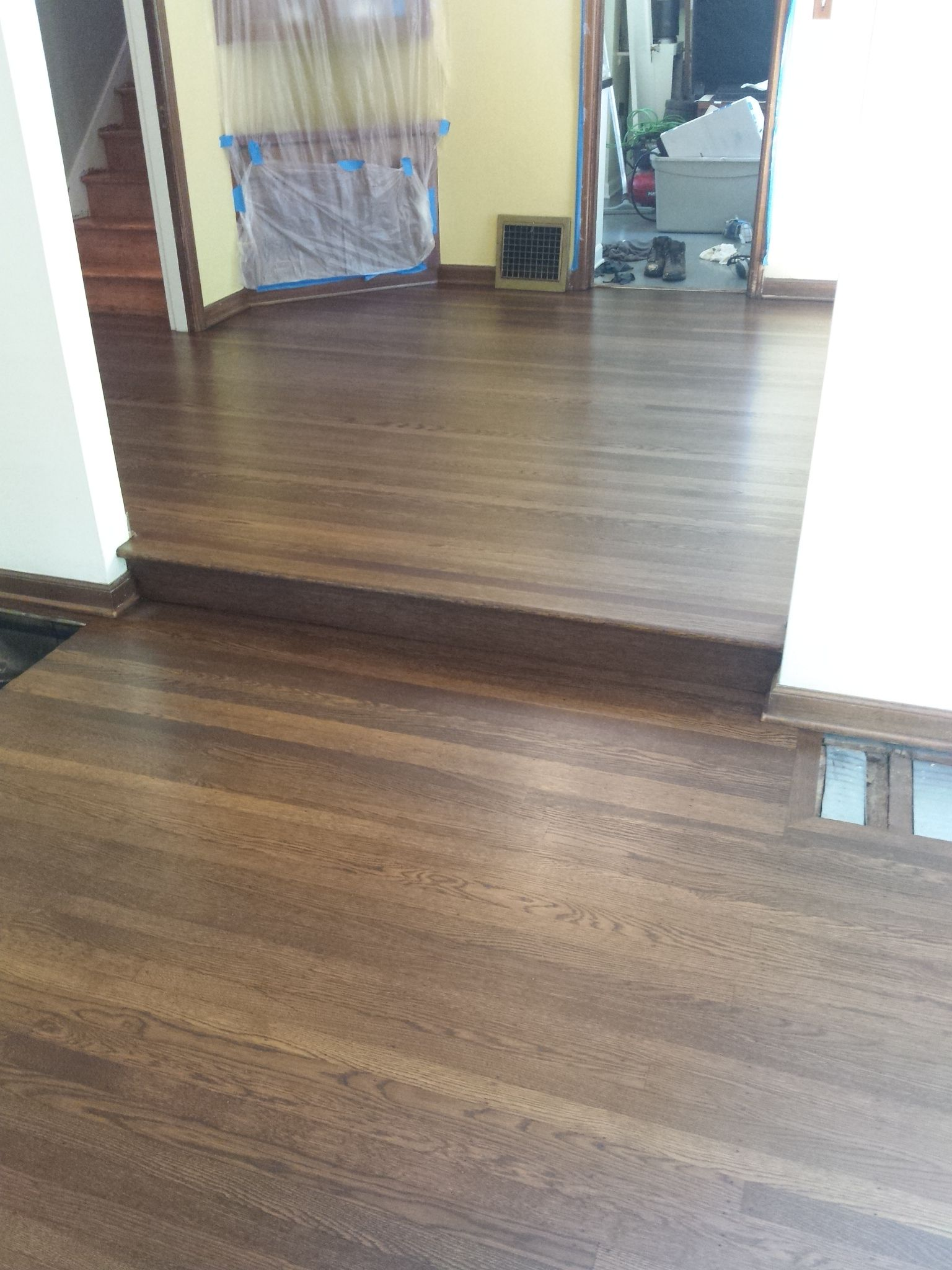 Red Oak Wood Floors