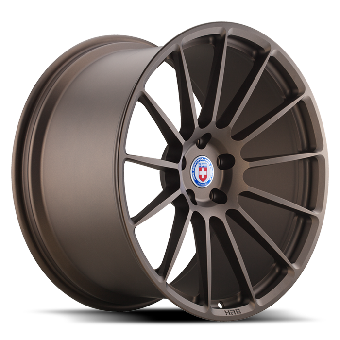 The HRE RS103M Is A Custom Wheel That Is Made To Order In