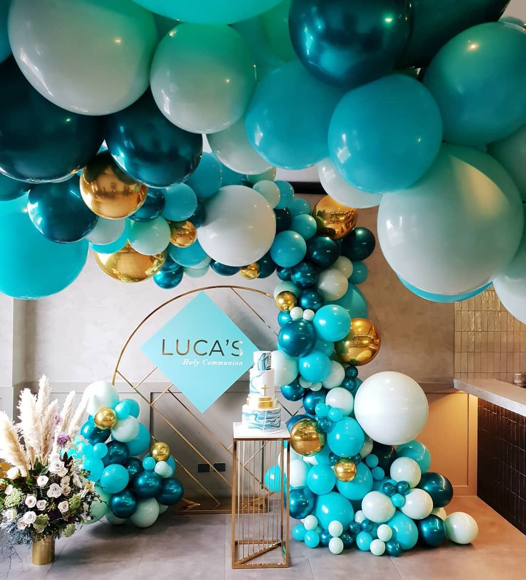 46 Awesome DIY Balloon Decor Ideas Inspirations for Your