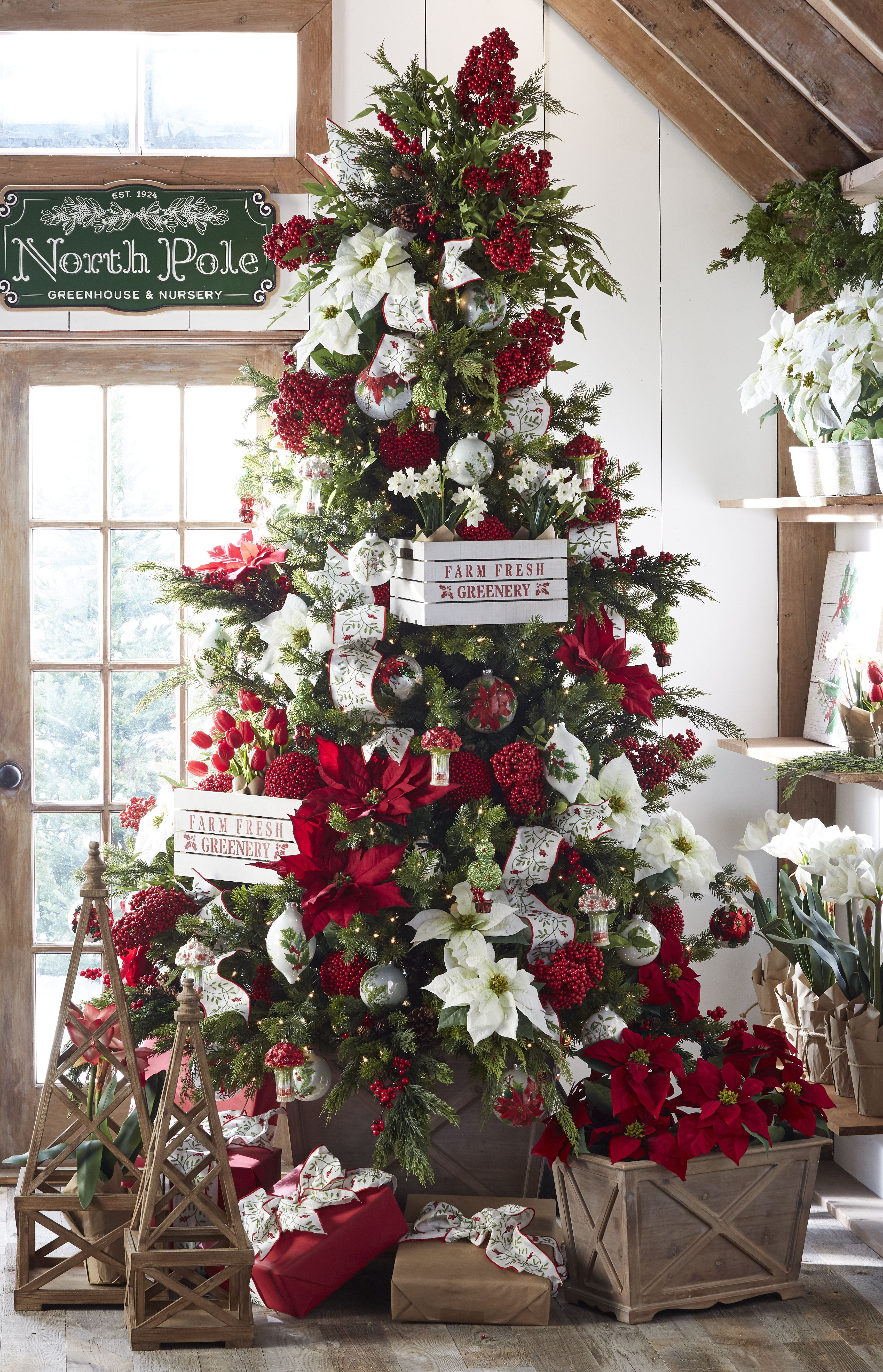 Pin by RAZ Imports on Fall & Winter 2020 Christmas Trees ...