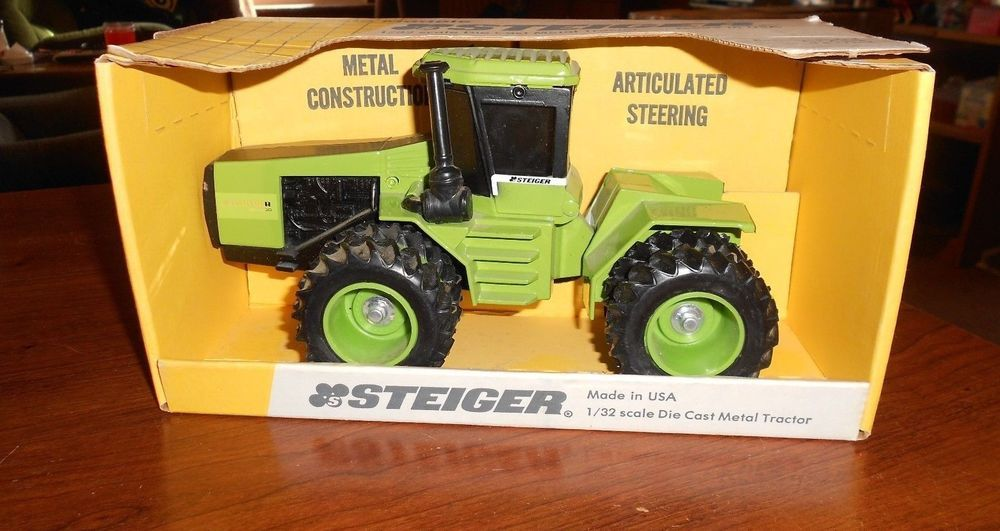 1 32 Diecast Steiger Panther Cp1400 Farm Tractor 691 Scalemodels Steiger Farm Tractor Tractors Diecast